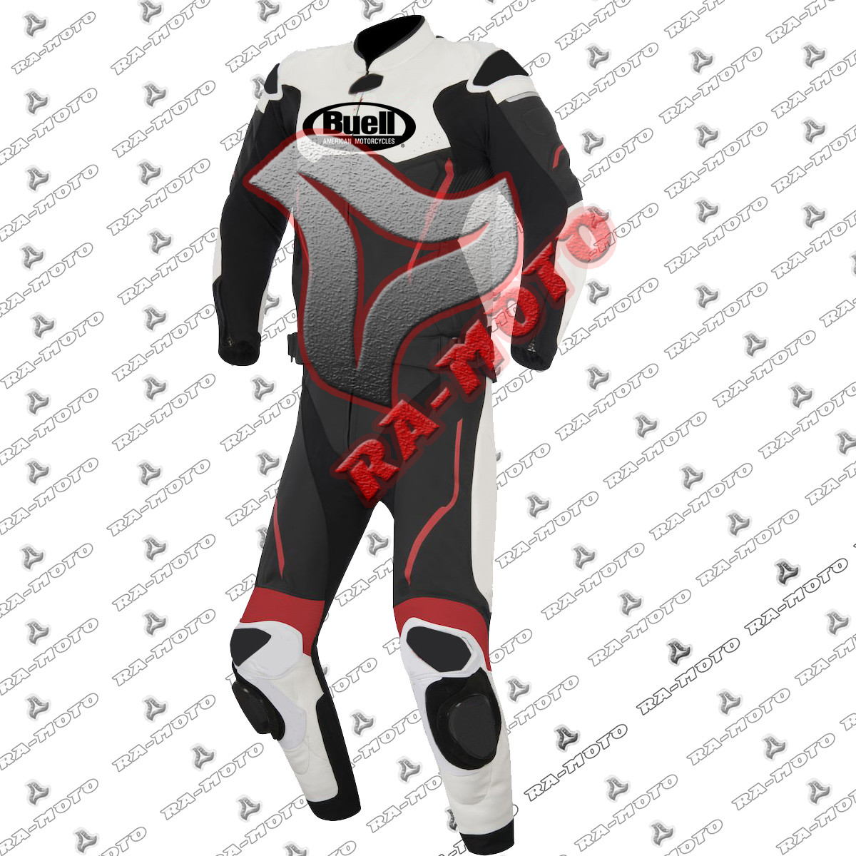 RA-15276Buell  Motorbike leather suit