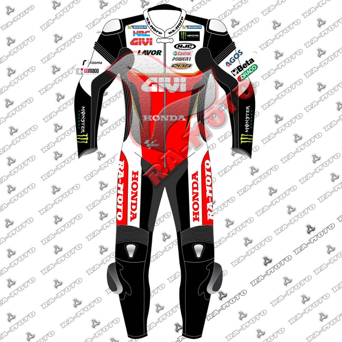 RA-15242 cal-crutchlow-lcr-honda  leather suit 2019