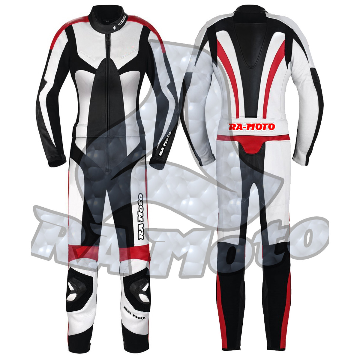 RA-909 Poison Motorbike woman leather suit
