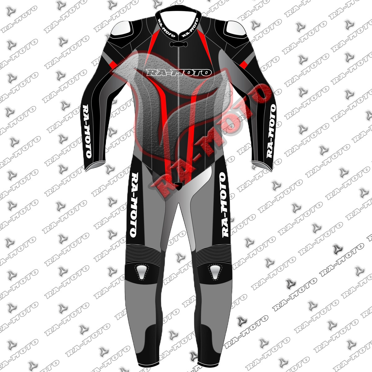 RA-15330  RBS Downhill leather  suit