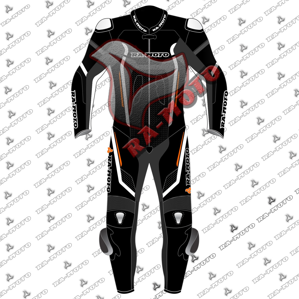 RA-16053 Challenger motorbike leather Race Suit
