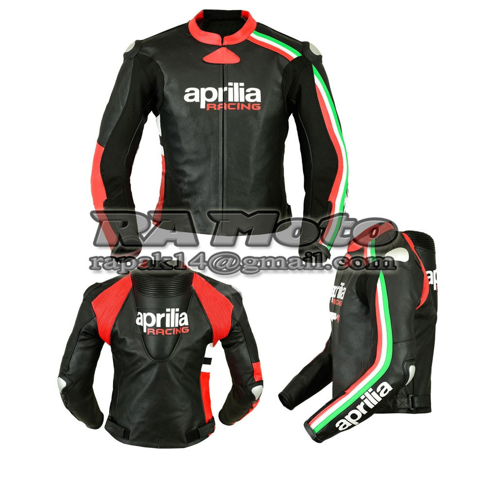 Bike Jacket Aprilia Moter Leather Sbk 954 Ra Motogpamp; hCBQxostrd